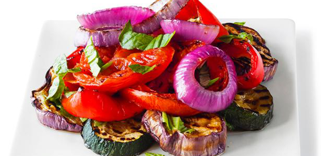 7.22 grilled ratatouille salad