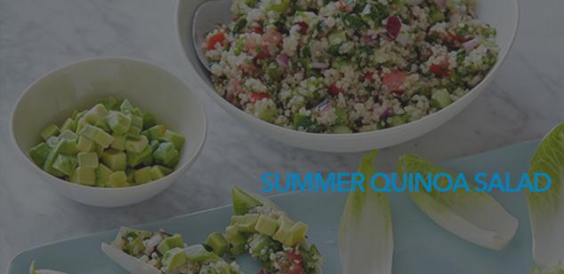 7.8 quinoa salad