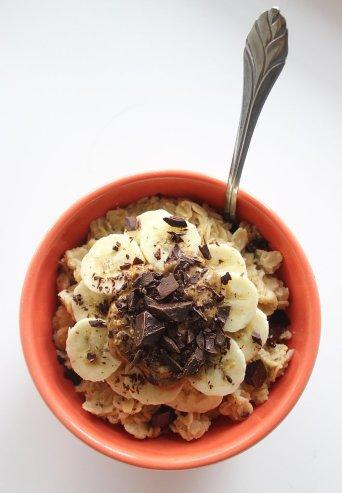 fruit-oatmeal