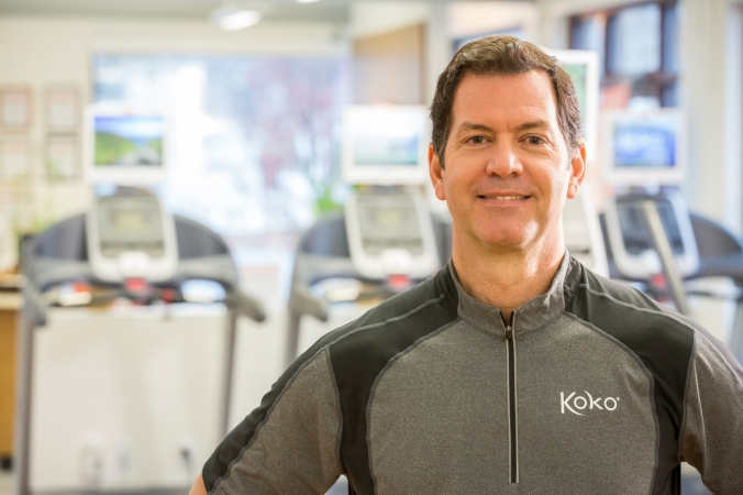 Koko FitClub Chief Fitness Officer, Michael Wood, CSCS